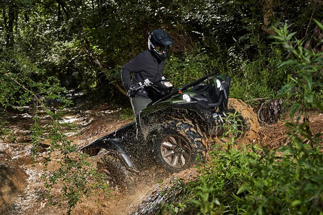 2021 Yamaha Grizzly EPS XT-R at Kodiak Powersports & Marine