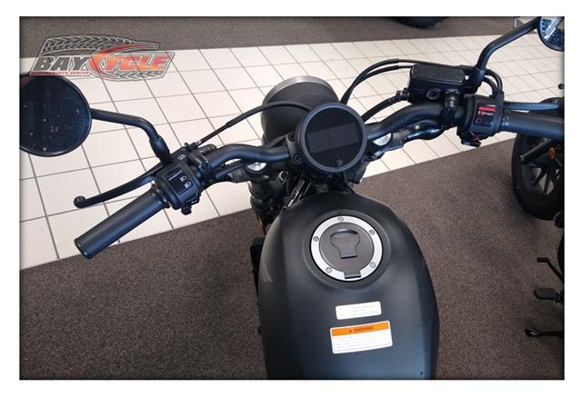 2019 Honda Rebel 300 at Bay Cycle Sales