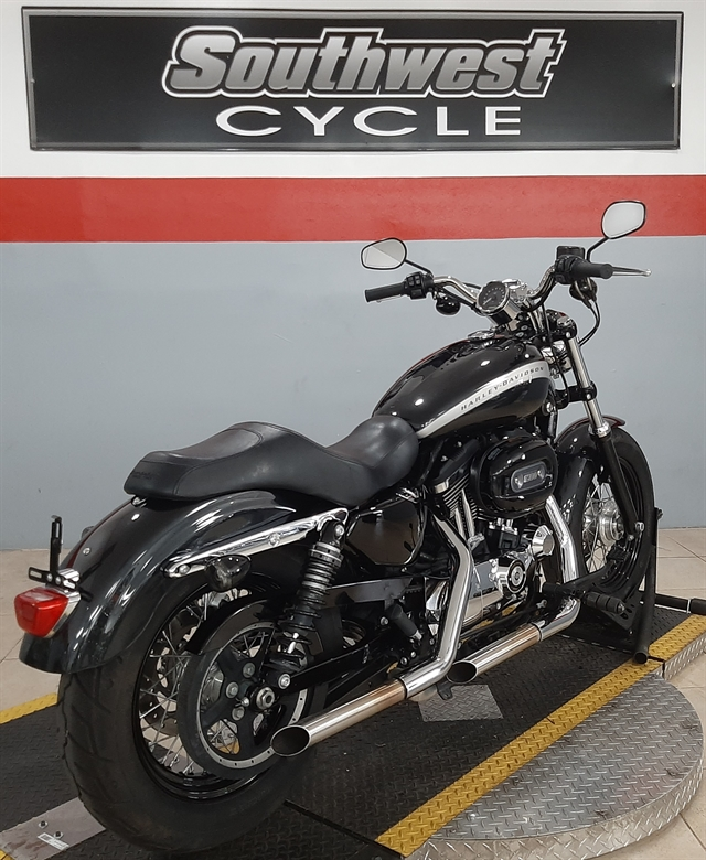 2018 Harley-Davidson Sportster 1200 Custom at Southwest Cycle, Cape Coral, FL 33909