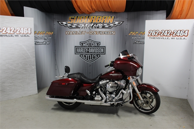 2015 Harley-Davidson Street Glide Base at Suburban Motors Harley-Davidson