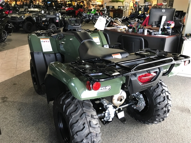 2020 HONDA Rancher 4x4 ES at Dale's Fun Center, Victoria, TX 77904