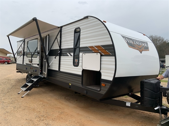2020 Forest River Wildwood 27RKS at Campers RV Center, Shreveport, LA 71129