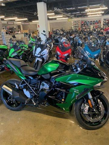 2020 Kawasaki Ninja H2 SX SE Plus SE+ at Powersports St. Augustine
