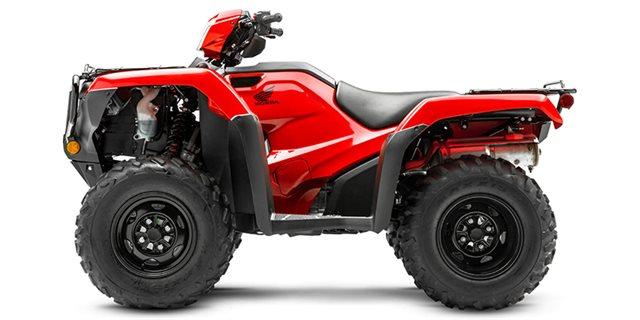 2022 Honda FourTrax Foreman 4x4 EPS at Clawson Motorsports