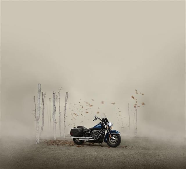 2020 Harley-Davidson Touring Heritage Classic 114 at Texoma Harley-Davidson