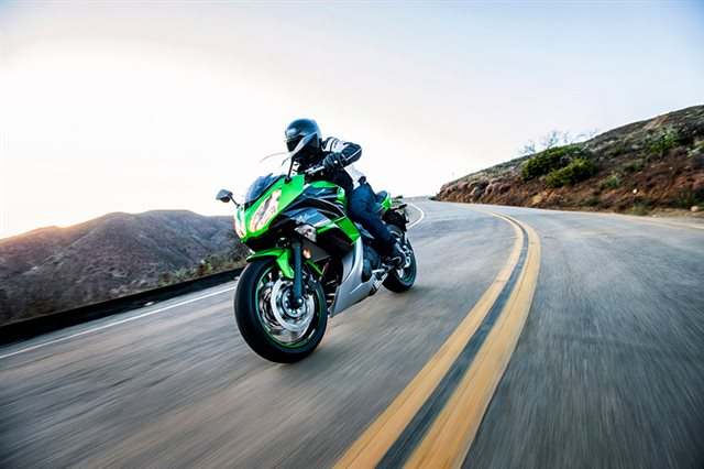 2016 Kawasaki Ninja 650 at Kawasaki Yamaha of Reno, Reno, NV 89502