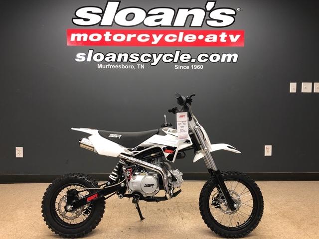 2020 SSR Motorsports SR125 Base at Sloans Motorcycle ATV, Murfreesboro, TN, 37129