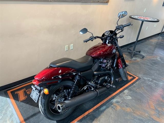 2015 Harley-Davidson Street 750 at Vandervest Harley-Davidson, Green Bay, WI 54303