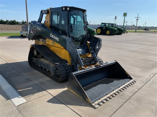 2020 John Deere 333G at Keating Tractor