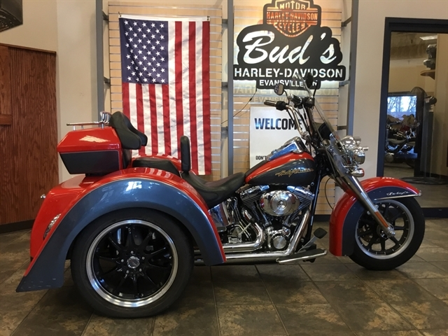 2006 Harley-Davidson Softail Deluxe at Bud's Harley-Davidson