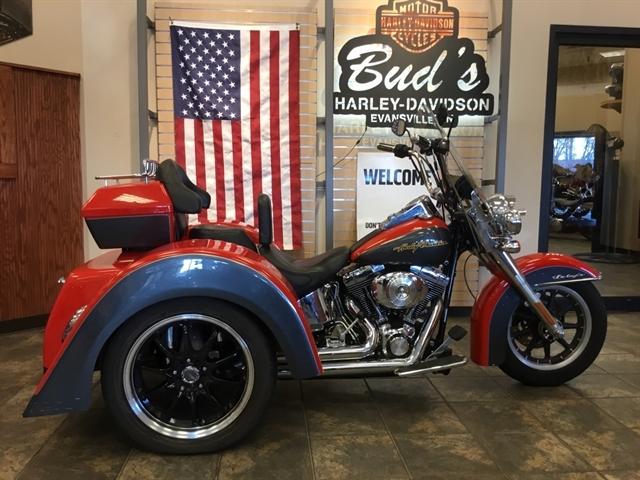 2006 Harley-Davidson Softail Deluxe at Bud's Harley-Davidson
