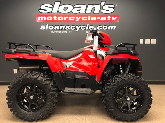 2019 Polaris Sportsman 450 HO EPS at Sloan's Motorcycle, Murfreesboro, TN, 37129