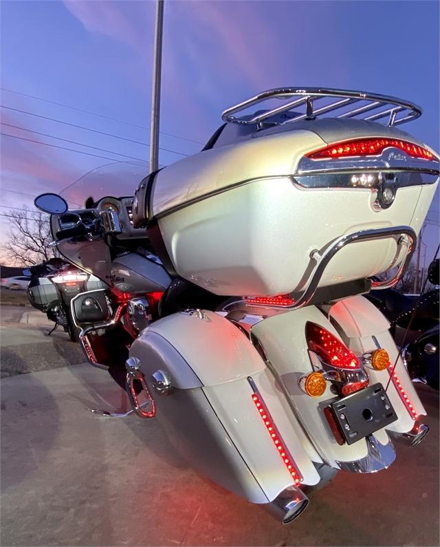 2018 Indian Roadmaster Base at Shreveport Cycles