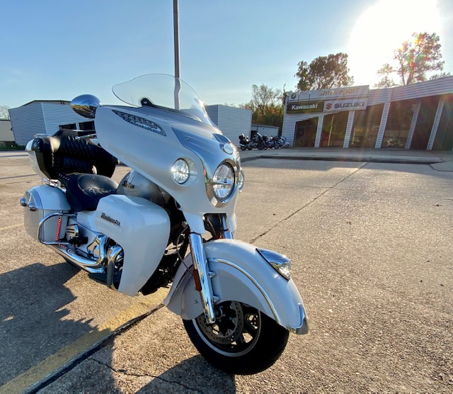 2018 Indian Roadmaster Base at Shreveport Cycles