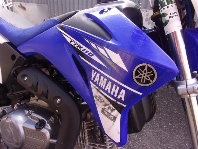 2017 Yamaha TT-R 110E at Bobby J's Yamaha, Albuquerque, NM 87110