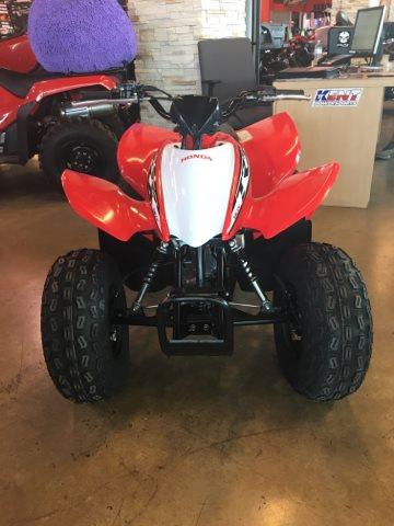 2017 Honda TRX 90X at Kent Powersports of Austin, Kyle, TX 78640