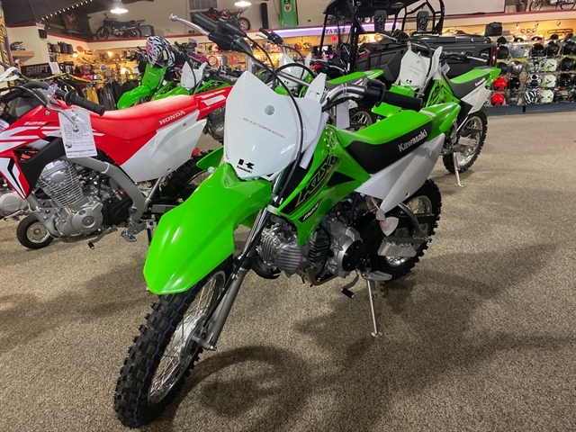 2021 Kawasaki KLX 110R at Dale's Fun Center, Victoria, TX 77904