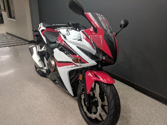 2018 Honda CBR500R Base at Sloan's Motorcycle, Murfreesboro, TN, 37129