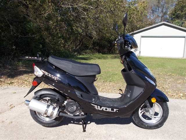 2021 Wolf Brand RX50 at Nishna Valley Cycle, Atlantic, IA 50022