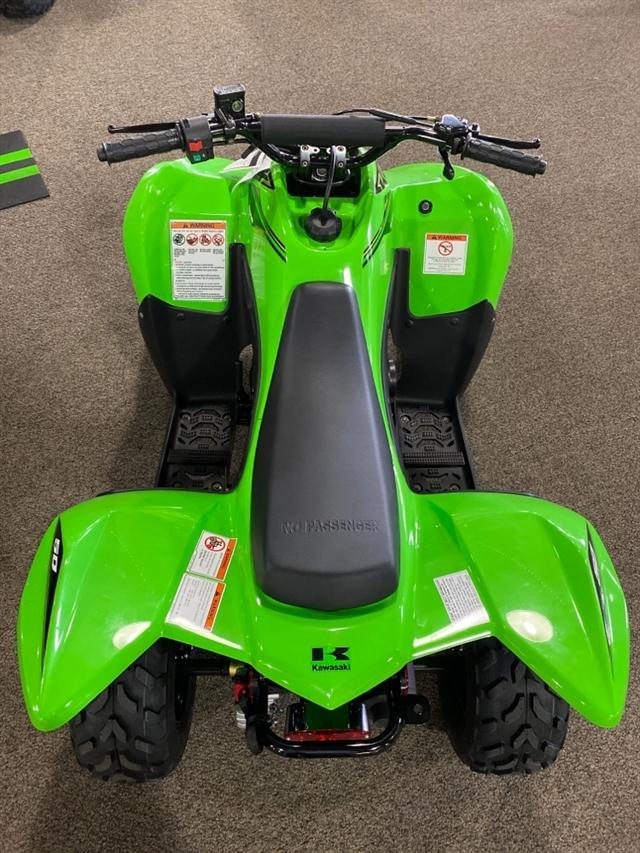 2021 Kawasaki KFX 50 at Dale's Fun Center, Victoria, TX 77904