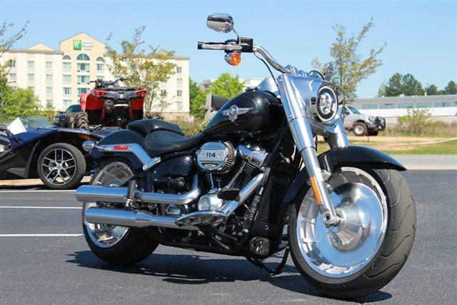 2018 Harley-Davidson Softail Fat Boy 114 at Extreme Powersports Inc