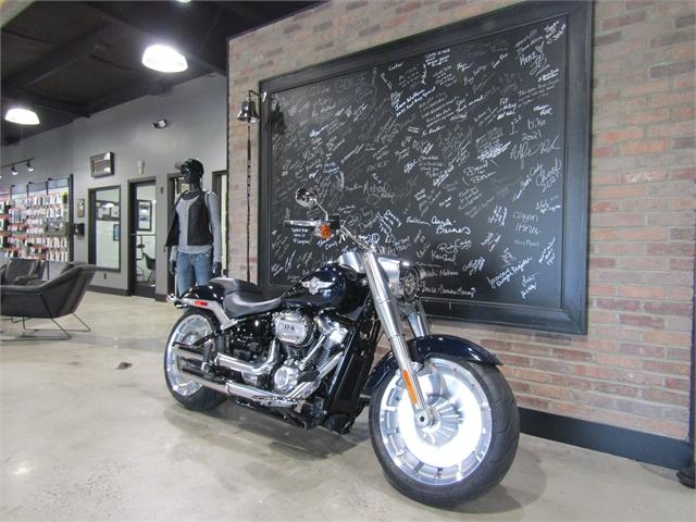 2020 Harley-Davidson Softail Fat Boy 114 at Cox's Double Eagle Harley-Davidson