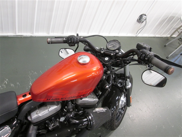 2011 Harley-Davidson Sportster Forty-Eight™ at Hunter's Moon Harley-Davidson®, Lafayette, IN 47905