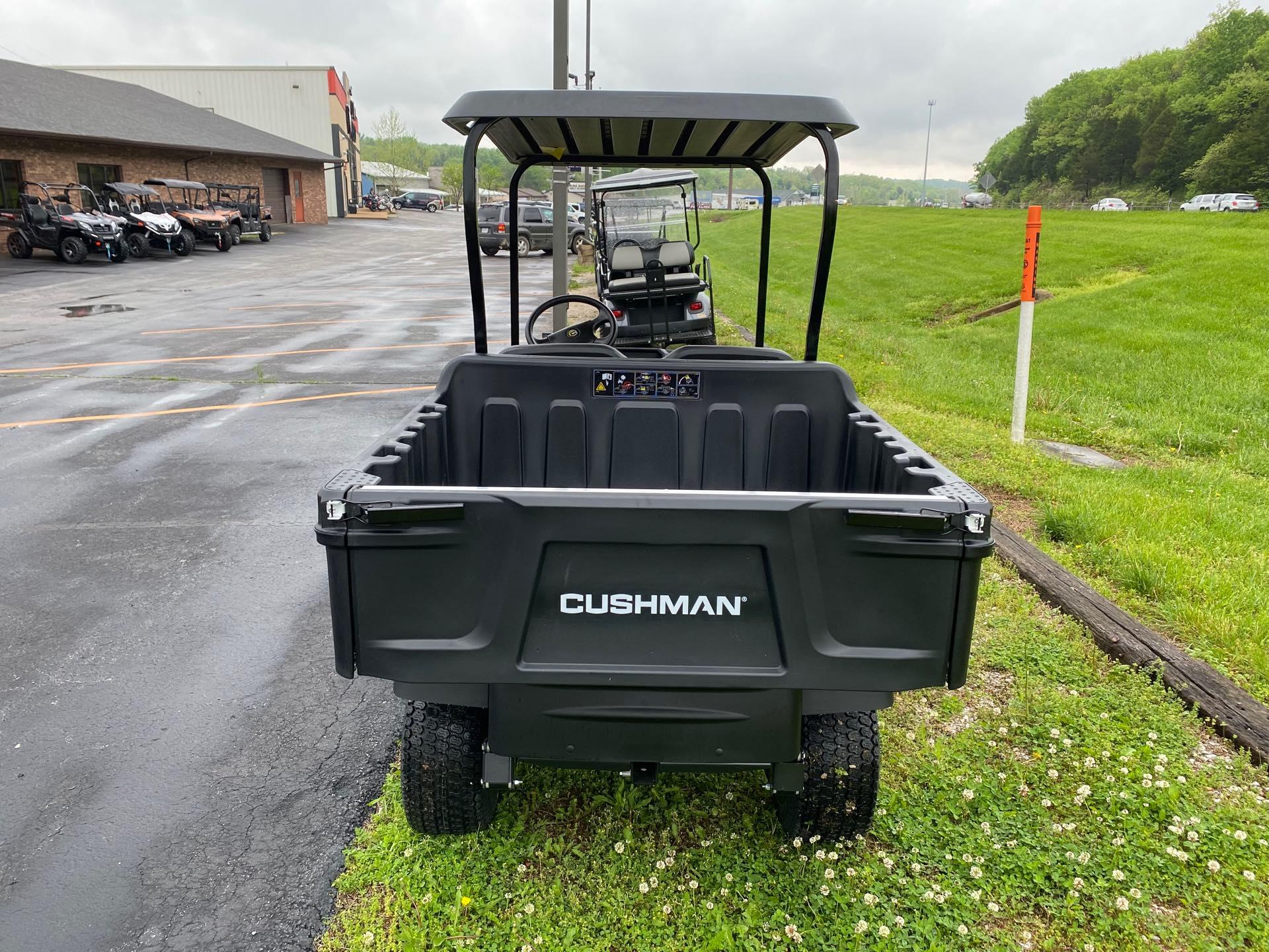 2021 CUSHMAN HAULER 1200X at Gold Star Outdoors