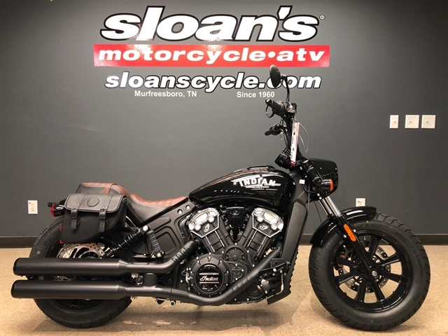 2019 Indian Scout Bobber at Sloans Motorcycle ATV, Murfreesboro, TN, 37129