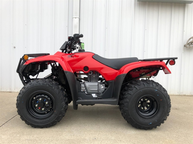 2020 Honda FourTrax Recon Base at Kent Motorsports, New Braunfels, TX 78130
