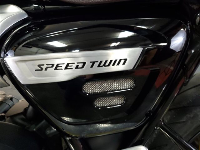 2019 Triumph Speed Twin Base at Friendly Powersports Baton Rouge