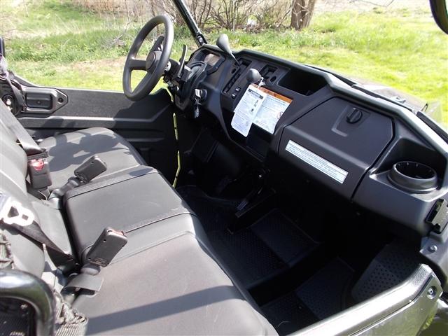 2019 Honda Pioneer 1000-5 Deluxe at Nishna Valley Cycle, Atlantic, IA 50022