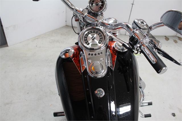 2009 Harley-Davidson Dyna Glide CVO Fat Bob at Suburban Motors Harley-Davidson
