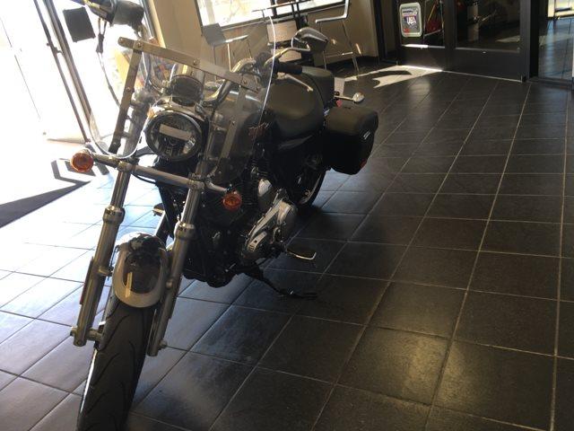 2016 Harley-Davidson Sportster SuperLow 1200T at Champion Harley-Davidson®, Roswell, NM 88201