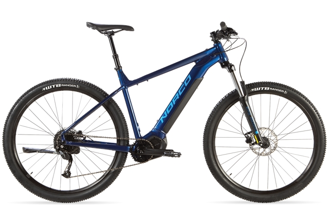 2021 Norco Bike Charger VLT pedal assist at Full Circle Cyclery