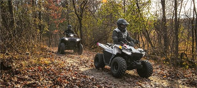 2021 Polaris Outlaw 70 EFI at ATV Zone, LLC