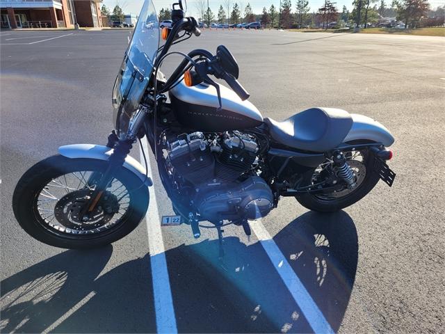 2009 Harley-Davidson Sportster 1200 Nightster at Richmond Harley-Davidson