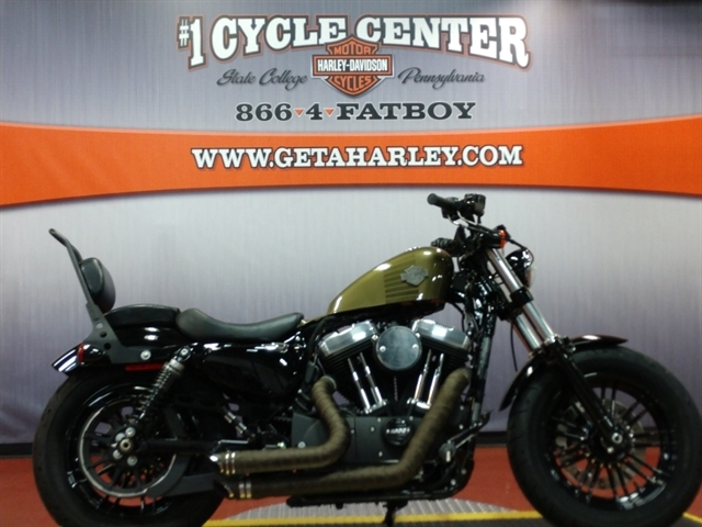 2016 Harley-Davidson Sportster Forty-Eight at #1 Cycle Center Harley-Davidson