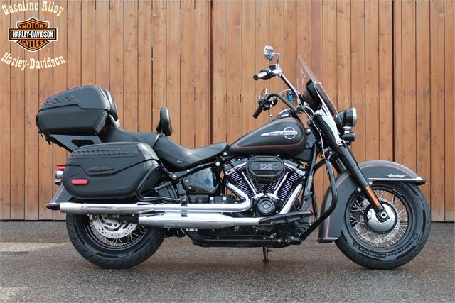 2018 Harley-Davidson Softail Heritage Classic 114 at Gasoline Alley Harley-Davidson of Kelowna