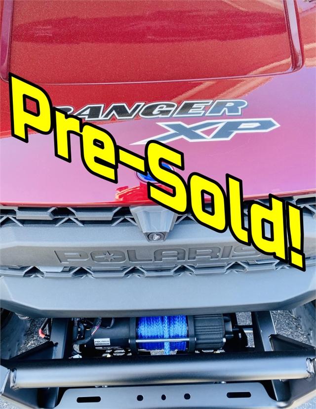 2021 Polaris Ranger Crew XP 1000 Premium at Prairie Motor Sports