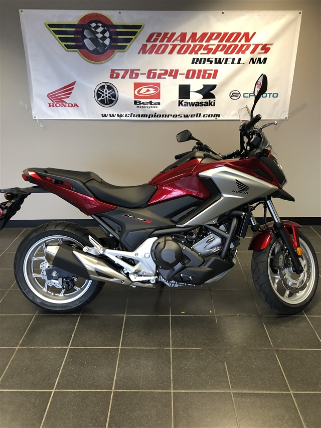 2018 Honda NC750X DCT ABS at Champion Motorsports, Roswell, NM 88201