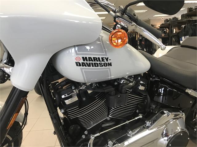 2021 Harley-Davidson Cruiser FLSB Sport Glide at Rooster's Harley Davidson