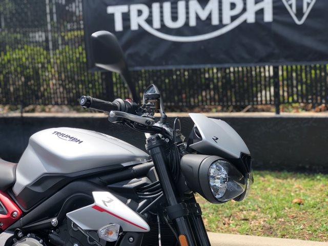2019 Triumph Street Triple R at Tampa Triumph, Tampa, FL 33614