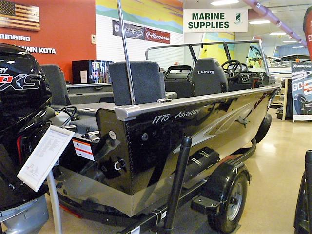 2019 LUND 1775 ADVENTURE SPORT at Pharo Marine, Waunakee, WI 53597