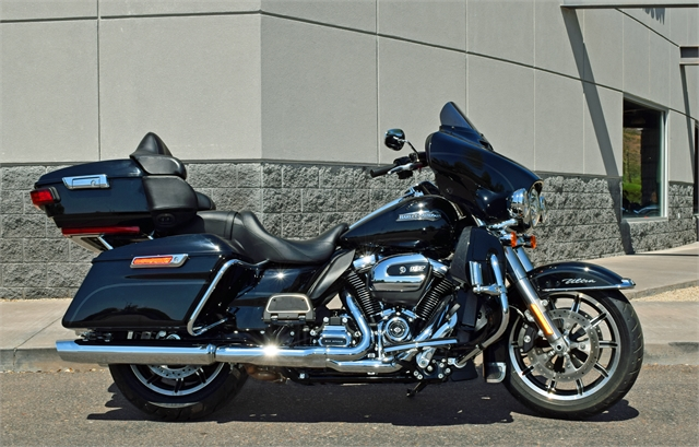 2018 Harley-Davidson Electra Glide Ultra Classic at Buddy Stubbs Arizona Harley-Davidson