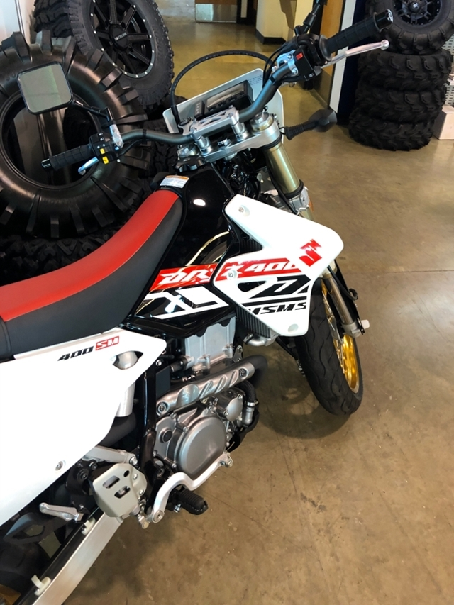 2019 Suzuki DR-Z 400SM Base at Kent Powersports of Austin, Kyle, TX 78640