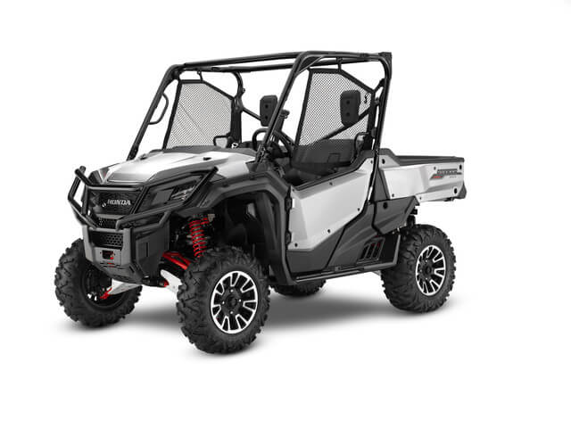 2020 Honda Pioneer 700 Deluxe at Bay Cycle Sales