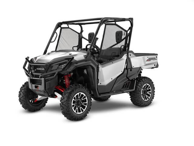 2020 Honda Pioneer 700 Deluxe at Bay Cycle Sales