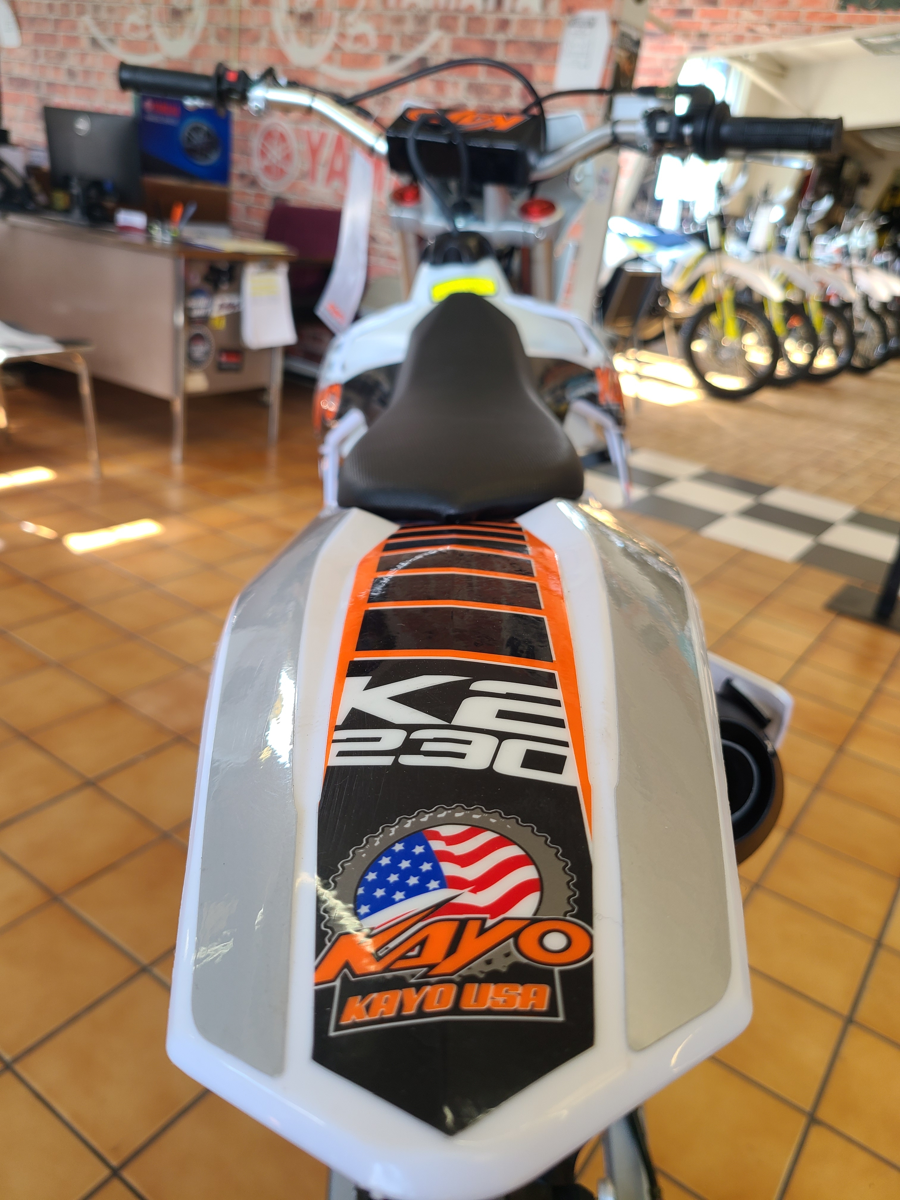 2021 Kayo 230 T2 at Bobby J's Yamaha, Albuquerque, NM 87110