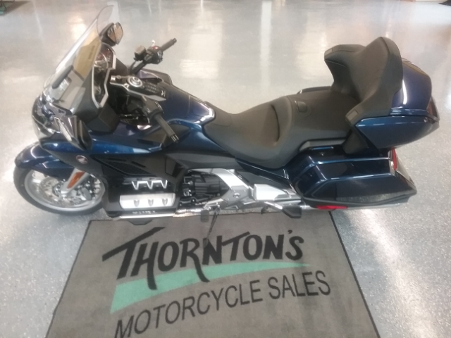 2018 Honda Gold Wing Tour DCT at Thornton's Motorcycle - Versailles, IN